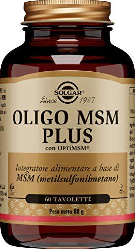 Solgar Oligo Msm Plus - 60 tavolette