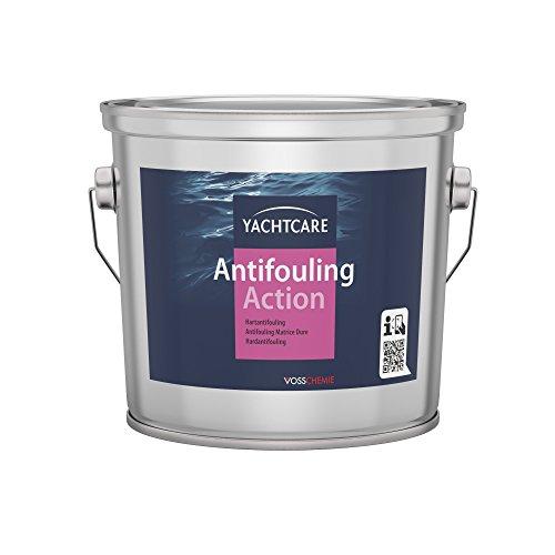 Yachtcare Action Hartantifouling Antifouling, Blau, 2,5L