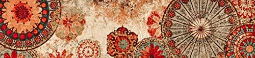 MOHAWK Home Schichten Teppich, Polypropylen, Multi, 2'x8'
