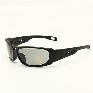 EnzoDate - polarizado Gafas de Sol Gafas de Militares del ejército de ballstic RX Insert Agencia de Guerra Juego tactico Gafas