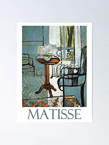 AZSTEEL The Window by Henri Matisse Poster