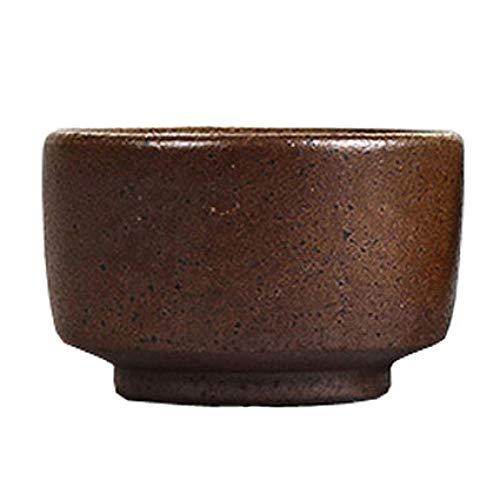 Mok koffiemokken mokken thermosvaten 2 stuks/keramiek dip bowl set dip saus schalen Dish thea cups blauw (deep blue)