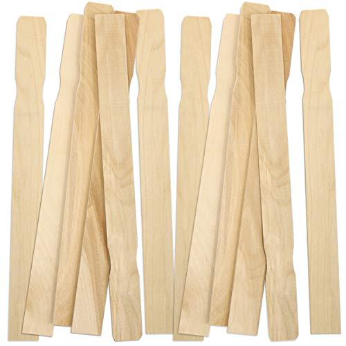 Wood Paint Stir Sticks