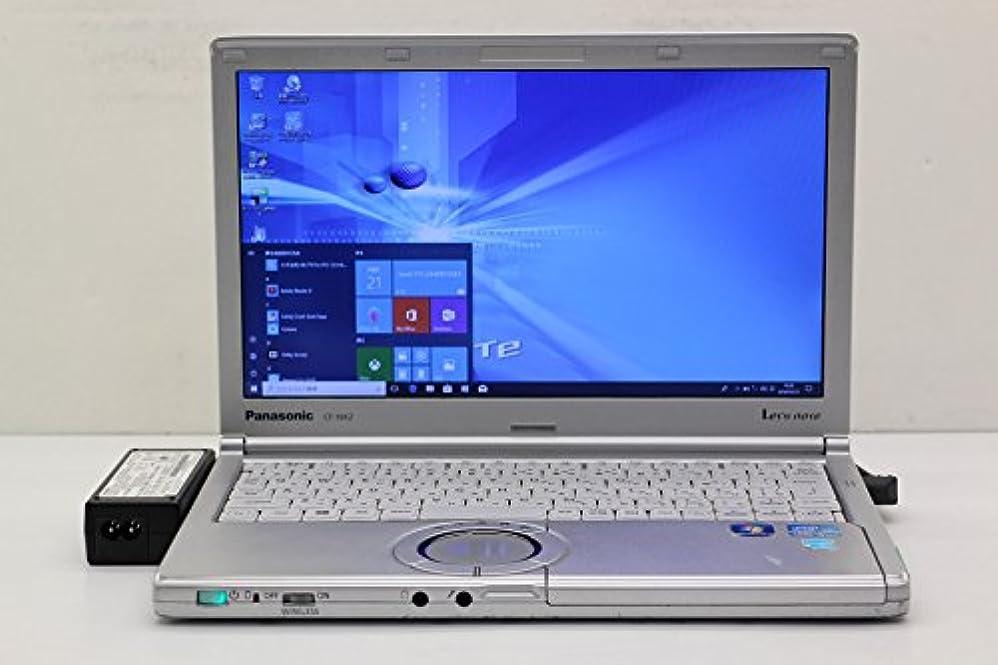 ワゴン領事館葉っぱ【中古】 Panasonic CF-NX2JWGYS Core i5 3320M 2.6GHz/4GB/320GB/12.1W/WXGA++(1600x900)/Win10