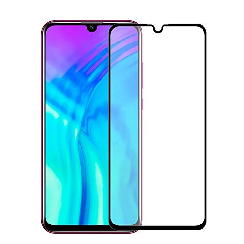 i-FiX® Edge to Edge 5D/11D Scratch Resistant Anti-UV Tempered Glass Screen Guard for Huawei Honor 10i