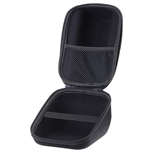 Healifty Blutdruckmessgerät Fall Blutdruckmessgerät Tasche Tragbare Blutdruckmessgerät Box(Schwarz)