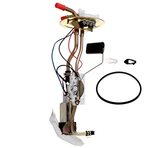 ECCPP Electric Fuel Pump Module Assembly w/Sending Unit Replacement for Ford...