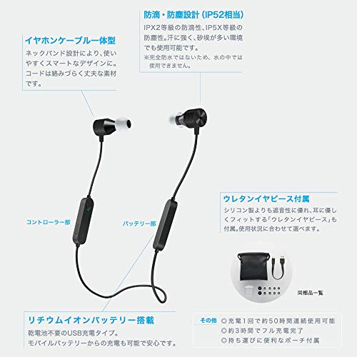 KINGJIM(キングジム)『デジタル耳せん(MM2000)』