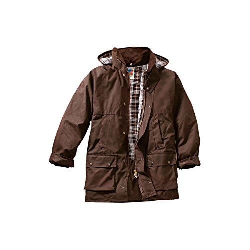 Rugged Earth Australian Adventure Wear Basic Jacket, Gr. XXL, braun