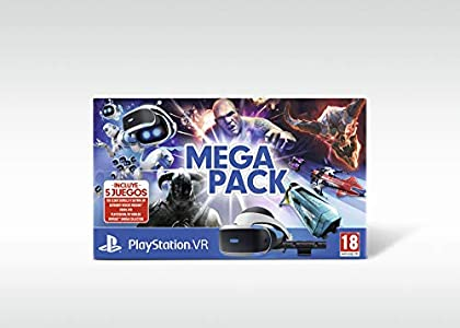 Sony - Mega Pack VR PlayStation 4
