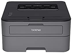 in budget affordable Brother HL-L2300D monochrome double-sided laser printer