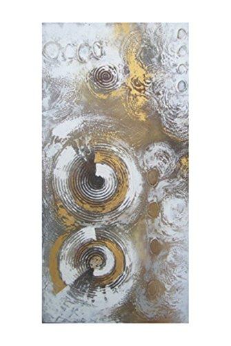 Mendola Art da 218opg005a Dipinto a Mano, a Spirale, 120x 60cm