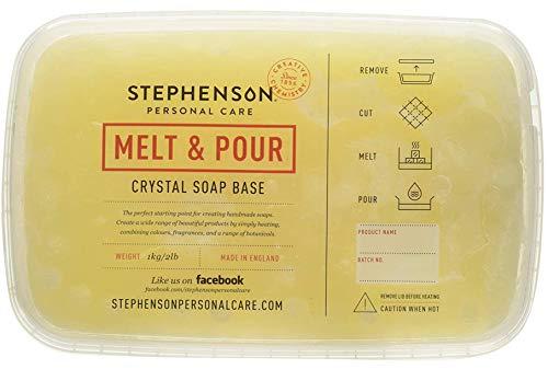 Base de savon au Huile d'Argan 2 kg