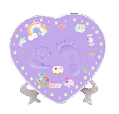 Ensemble d'empreintes digitales Bébé 0-6 ans Mains et pieds Encre, Signifiée à la main