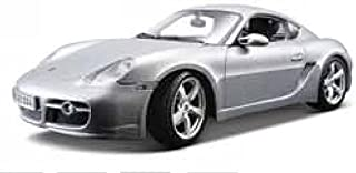 [] Porsche Cayman S (Silver) 1/18 model car (minicar) (japan import) by Maisto Tech