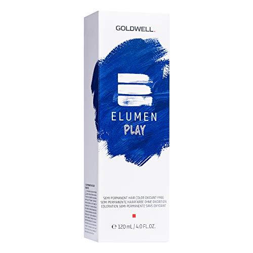 Goldwell Elumen Play Semi-Permanente Haarfarbe Tönung - Blau 120ml