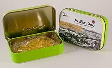 Chios Mastiha Small Tears 20gr - Xios Mastic (Metal Box) by Mastiha Growers Association