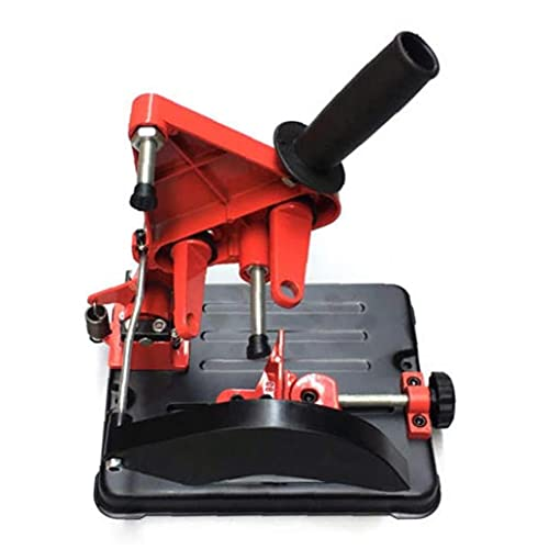Angle Grinder Holder Bracket Support Stand Machine Base 100-125mm Adjustable Tool Accessory,Tool Accessories