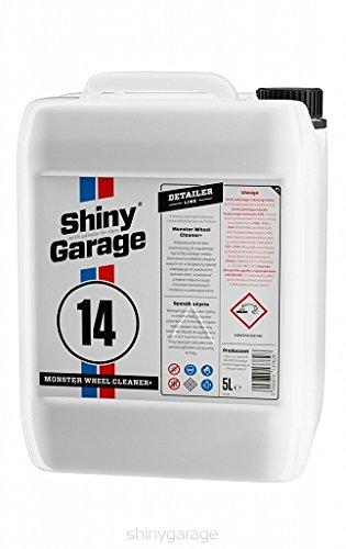 Shiny Garage Felgenreiniger Monster Wheel Cleaner Plus 5L