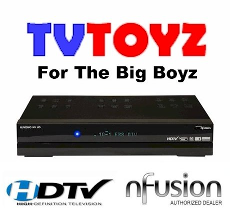 NFUSION HD FTA RECEIVER WITH 8PSK MODULE