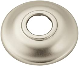 Moen AT2199BN Replacement Shower Arm Flange for Universal Standard Shower Arms, Brushed Nickel