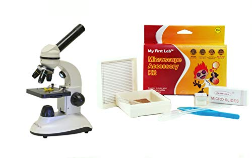 My First Lab Duo-Scope and Microscope Accessory Kit 2 Pack