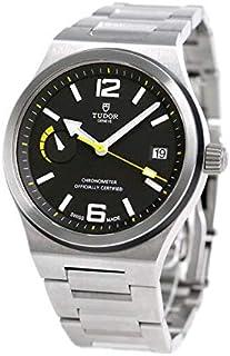 [チュードル]TUDOR 腕時計 チューダー ノースフラッグ 40MM ブラック 91210N メンズ [並行輸入品]