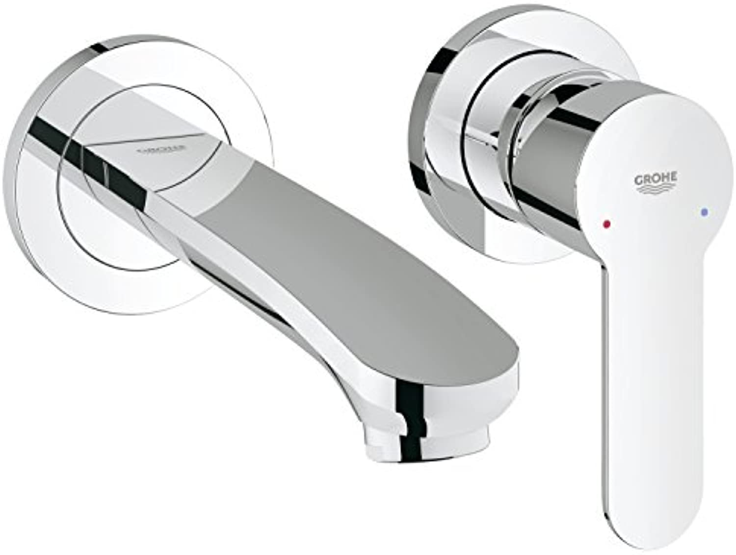 Grohe Grohe Grohe Eurostyle Cosmopolitan 2 Loch