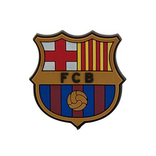 Barcelona F.C. Crest Aimant Mixte, Multicolore