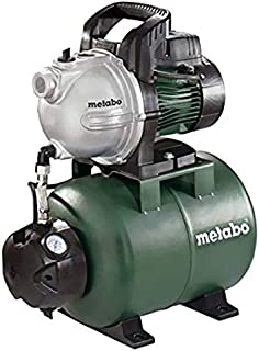 Metabo Automatic Domestic Water Pump - HWW 3300/25