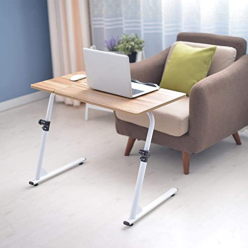 escritorio de pared, La mesa laptop laptop, el escritorio de la oficina del hogar de la mesita de noche con moscas, se puede elevar y bajar la bandeja plegable de la bandeja de la bandeja del sofá cam
