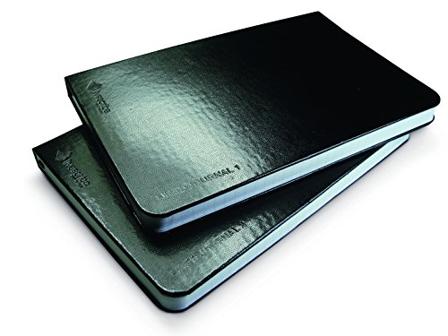 Livescribe-Journal (140 mm x 210 mm) 3-4 (Zweierpack)