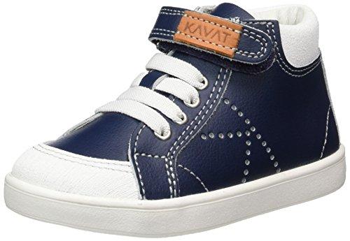 Kavat Jungen Västerby Hohe Sneaker, Blau (Blue), 26 EU