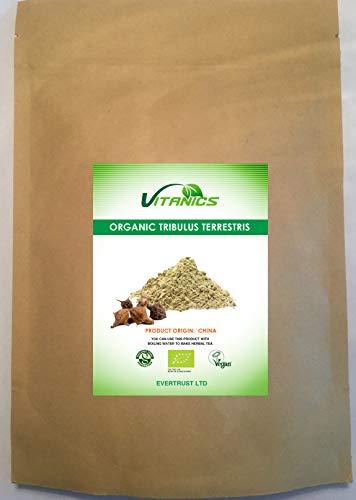 Polvo de Abrojo Organico (Tribulus Terrestris) (400g)
