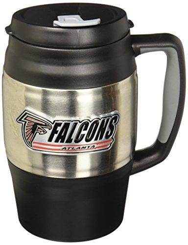 NFL Dallas Cowboys Macho Stainless Steel Travel Mug, 34-Ounce