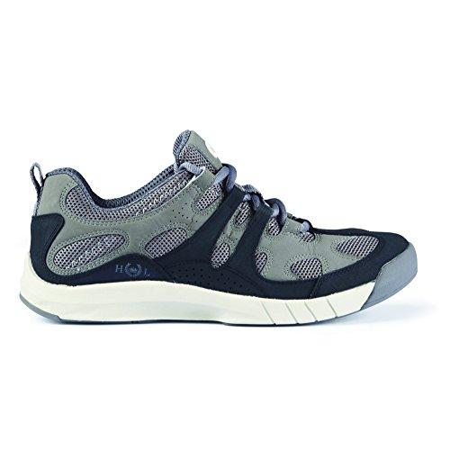 Henri Lloyd Deck Grip Profile II Sailing Shoes 2018 - Grey/Carbon 5.5/39