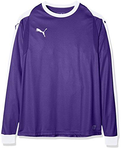 Puma Kinder Liga GK Jersey Jr T-shirt, Prism Violet White, 176