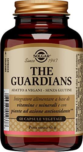 Solgar The Guardians 60 Capsule Vegetali - 150 ml