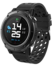 "Denver SW-510BLACK smartwatch Black 3.3 cm (1.3"") GPS (satellite) - Denver SW-510BLACK, 3.3 cm (1.3""), Touchscreen, GPS (satellite), 288 g, Black"