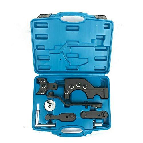 Generisch Motor Einstellwerkzeug Motoreinstell Werkzeug Zahnriemen Werkzeug Satz Arretierwerkzeug Nockenwellen Set Aus Robustem Carbonstahl für T5 2.5 TDI