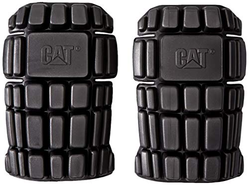 Caterpillar Knee Pads, Black, One Size