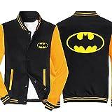 Water Cloud Sweat-Shirt pour Hommes Batman Imprimé Sweat-Shirt décontracté Uniforme de...