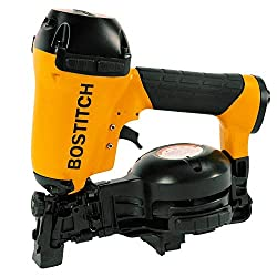 Best Bostitch Roofing Nailer/Roofing Gun: Bostitch RN46-1 coil roofing nail gun