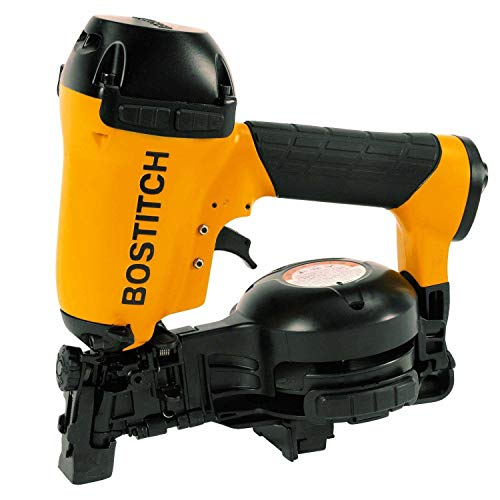 BOSTITCH Coil Roofing Nailer, 1-3/4-Inch to 1-3/4-Inch...