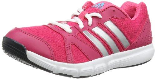 adidas Essential Star II - Zapatillas Deportivas para Interior de Material sintético Mujer, Color Rosa, Talla 37 1/3