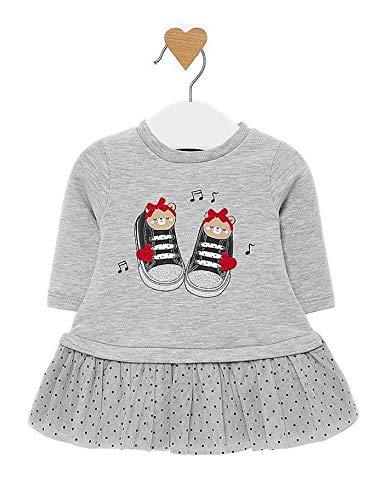Mayoral 19-02830-011 - Vestido para bebé niña 1-2 Meses