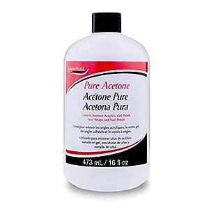 Beauty Shopping Super Nail Pure Acetone, AS SHOWN 16 Fl Oz