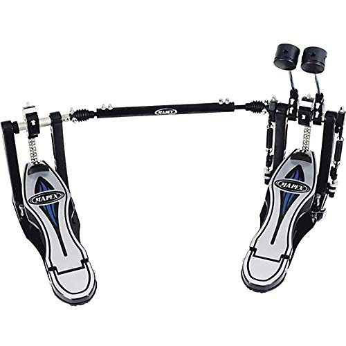 Mapex PF1000TW Falcon Double Bass Drum Pedal w/Carrying Case
