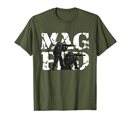 MagFed Shirt für Paintball Milsig Männer und Frauen T-Shirt