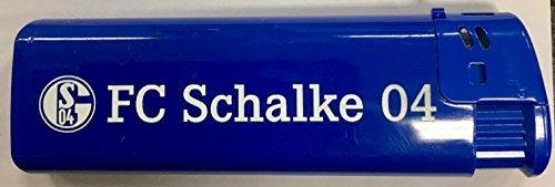 FC SCHALKE 04 Feuerzeug blau 2 er-Set